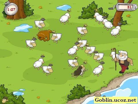 Мини игра баран трахает овец